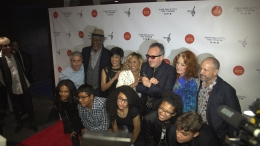 Elvis Costello and Bonnie Raitt Honored at Little Kids Rock 2017 Benefit