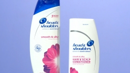 head & shoulders new 3-Action formula to cleanse