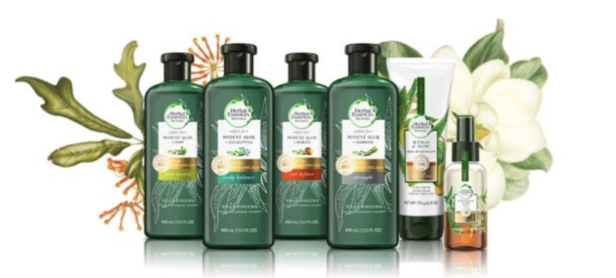 Herbal Essences Potent Aloe Collection