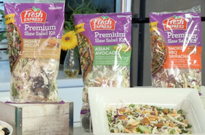 Fresh Express Slaw Salad Kits