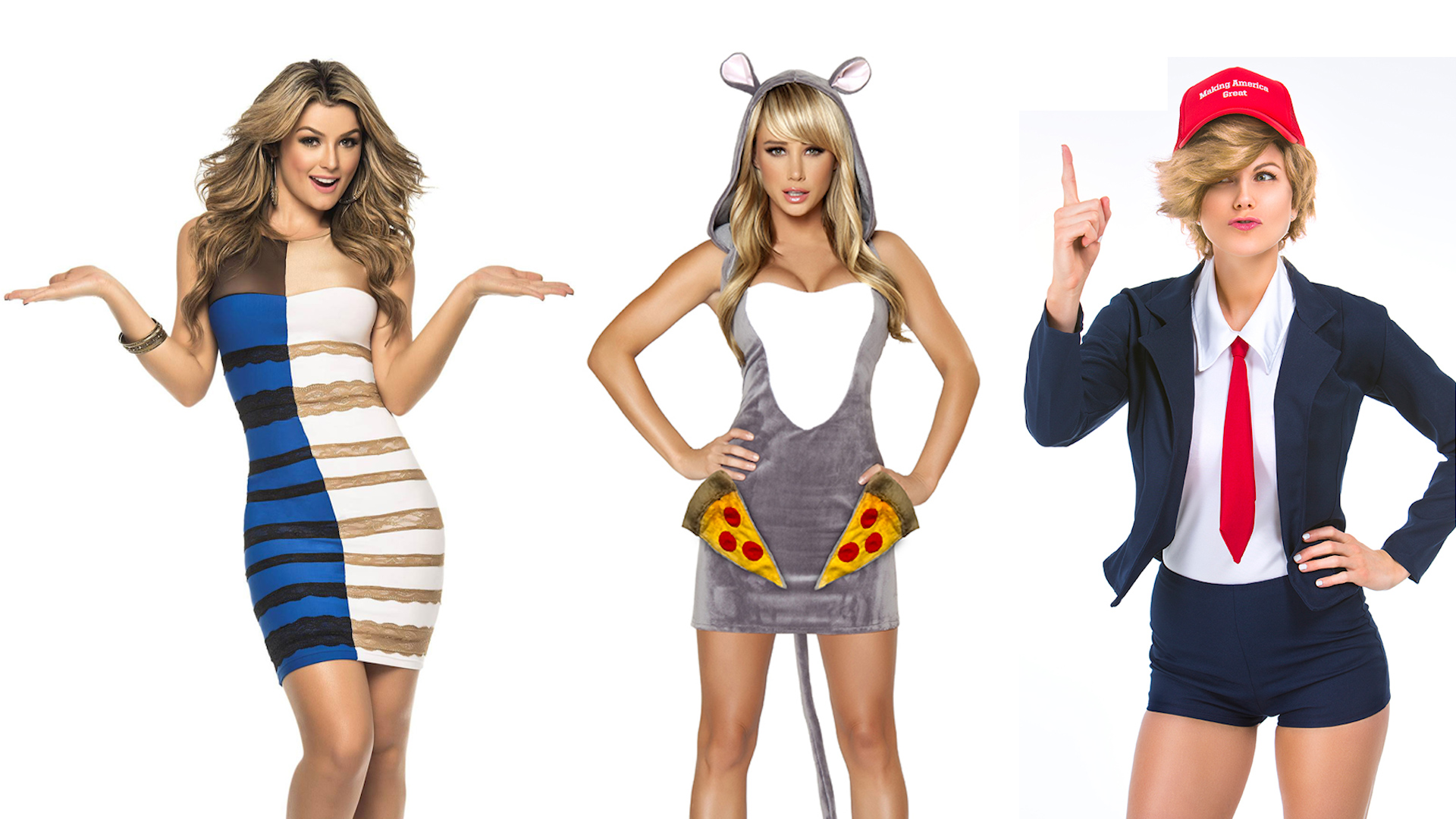 Charming Hot Halloween Costume Ideas