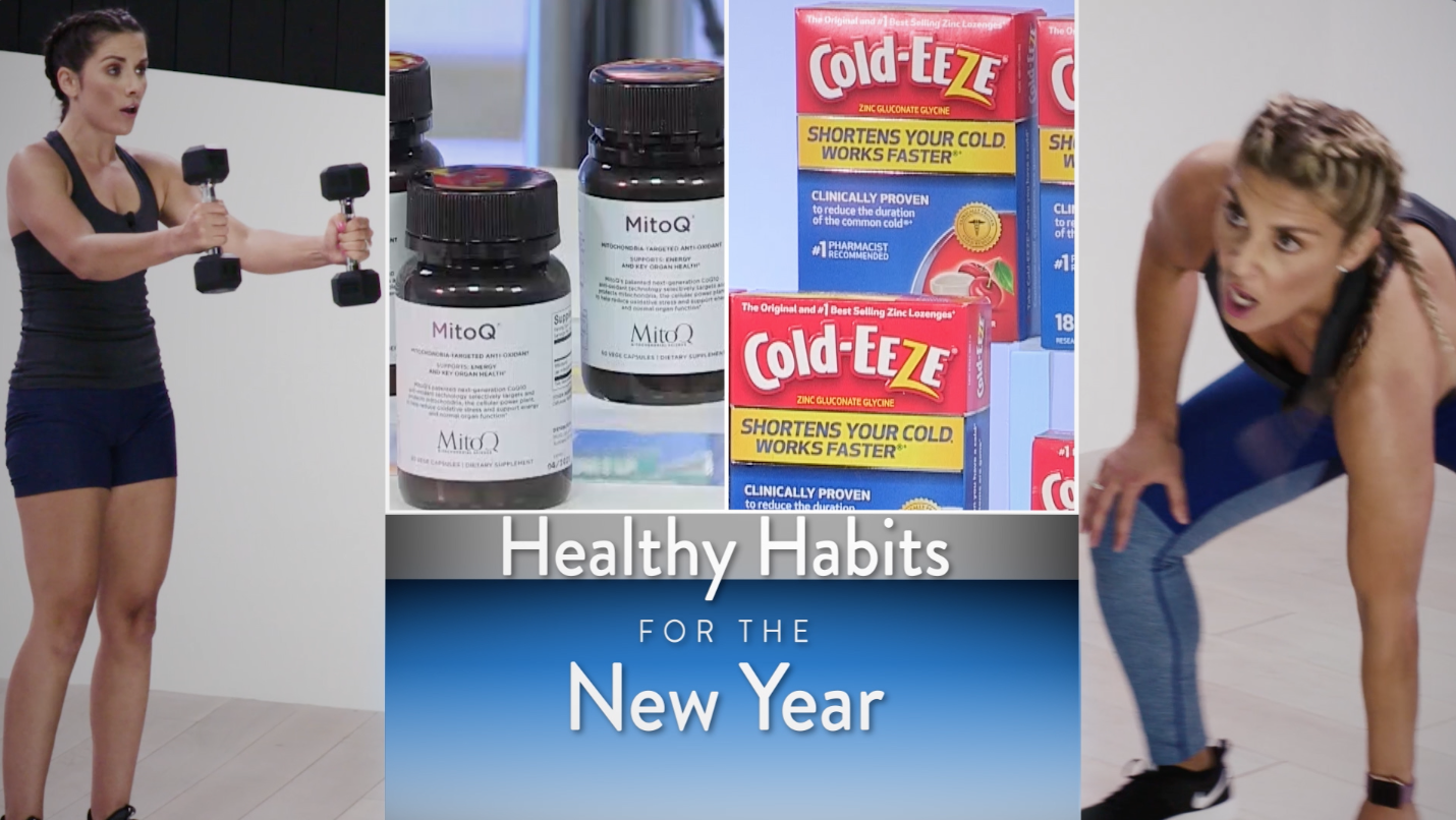 How to Keep Your Healthy New Year's Resolutions
