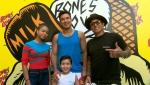 Mario Lopez, Milk, Bones Love Milk, California Milk Processor Board, Christian Hosoi, Chris Cole, Navia Robinson, skatepark, skateboarding, lifeminute, lifeminute.tv