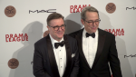 Nathan Lane, The Drama League, Matthew Broderick
