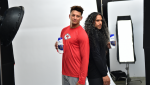 Patrick Mahomes, Troy Polamalu, Head & Shoulders, NFL, shampoo, hair