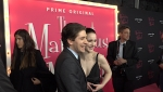 The Marvelous Mrs. Maisel, Rachel Brosnahan, Michael Zegen