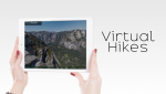 Virtual Hikes, hiking, Grand Canyon, Egyptian Pyramids, Great Wall of China, Mortuary Temple of Khafre, National Park Week, lifeminute, lifeminute.tv