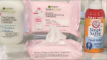 Garnier's Micellar Water Makeup Wipes