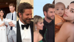 celebrity babies, celebrity breakup, year in review, Royal Baby Archie, Ryan Reynolds, Blake Lively, Liam and Miley, Gigi and Zayn, lifeminute, lifeminute.tv