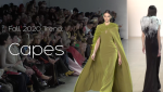 Cape Crusade: Fall Fashion's Must-Have Trend