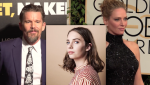 Ethan Hawke, Mya Hawke, Uma Thurman, Celebrity Kids