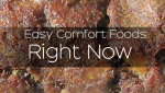 Comfort Food, John Oates, Kate Walsh, meatloaf, meatloaf recipe, lifeminute, lifeminute.tv