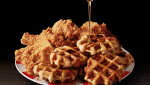 KFC Kentucky Fried Chicken and Waffles