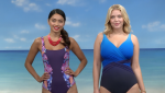 Lands' End Swimsuits