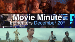 Star Wars: The Rise of Skywalker, Cats, Bombshell, Jennifer Hudson, Jason Derulo, Taylor Swift, Nicole Kidman, Charlize Theron, John Lithgow, Margot Robbie, Movie Minute, in theaters, movies, J.J. Abrams, Roger Ailes, lifeminute, lifeminute.tv