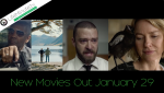 Justin Timberlake, Naomi Watts, Denzel Washington, Rami Malek, Jared Leto, Colin Firth and Stanley Tucci Star in New Movies This Week