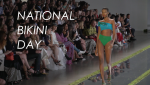 National Bikini Day, Ashley Graham, Demi Lovato, Bella Hadid, Sarah Hyland, Tyra Banks, Selena Gomez, bikini, lifeminute, lifeminute.tv