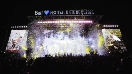 Mariah Carey, Slipknot, Imagine Dragons, Twenty One Pilots, Festival d'été de Québec, lifeminute, lifeminute.tv