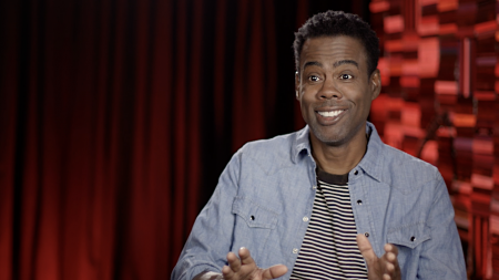 Chris Rock on Bringing a Hint of Comedy to His Role in the Latest Saw Movie