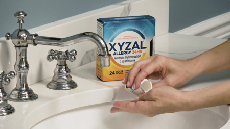 Xyzal, Children's Allegra, allergy relief, allergy season, over the counter allergy medicine, allergy medicine for children, lifeminute, lifeminute.tv