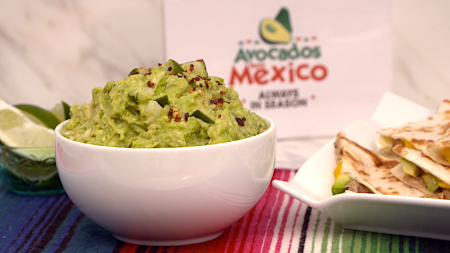 Fresh Avocado Tips and Twists on Guacamole for Cinco de Mayo or Anytime