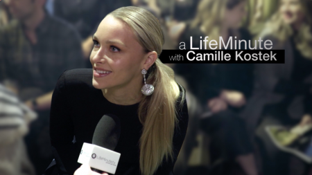 Camille Kostek, Lifeminute.tv