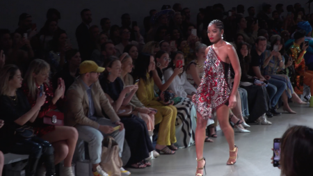 Christian Cowan, Spring 2020, nyfw, fashion, new york fashion week, Keke Palmer