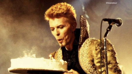 David Bowie Celeb Fans Pay Tribute to The Legend with Just For One Day Birthday Concert