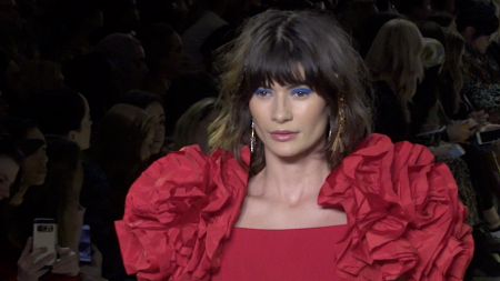 Edgy Bangs for Fall 2020