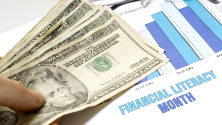 Tips to Take Control of Your Money and More for Financial Literacy Month