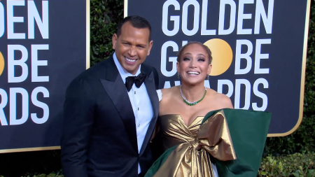 Golden Globe, red carpet, jennifer lopez, alex rodriguez, Nick Jonas, Priyanka Chopra, Nicole Kidman, Keith Urban, Leonardo DiCaprio, Kerry Washington, red carpet looks, lifeminute, lifeminute.tv