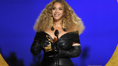 Beyoncé broke records winning her 28th Grammy making her the most decorated female winner of all time.