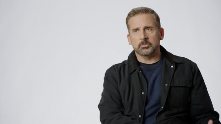 Steve Carell, Irresistible, Jon Stewart, Political Satire, Rose Byrne, Topher Grace, Natasha Lyonne, new movie, lifeminute, lifeminute.tv