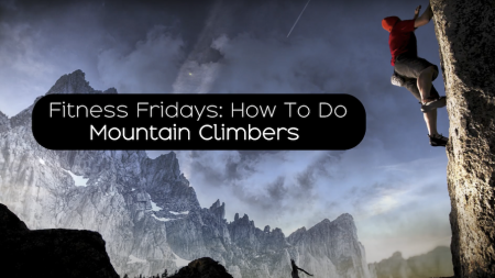Fitness Friday: Mountain Climbers