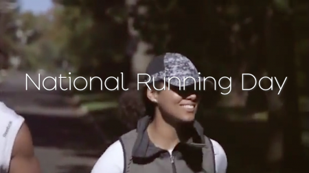 National Running Day, CELEBRITY RUNNERS, LIFEMINUTE, lifeminute.tv
