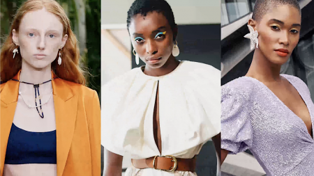 Spring 2021 Beauty Trends: Bold and Gold