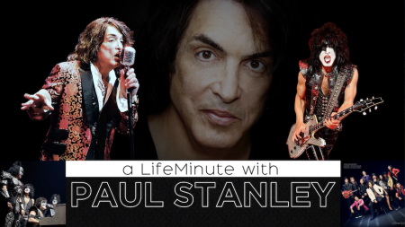 "Paul Stanley Releases New Full Length Album with His R&B Group ""Soul Station"""