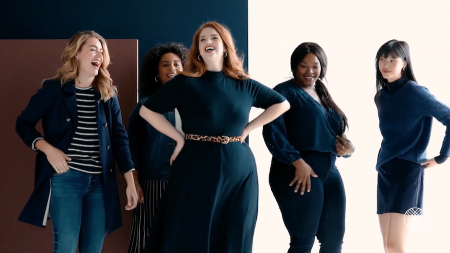 Stitch Fix, Katie Sturino, Katie Sturino x Stitch Fix, size inclusive brands, style for all sizes, fashion for all sizes, body positivity, fashion, fall collection, lifeminute, lifeminute.tv