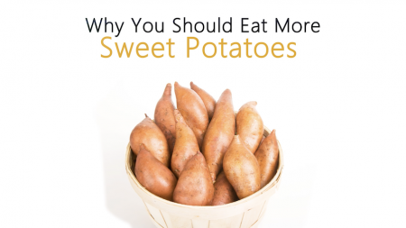 Why You Should Eat More Sweet Potatoes