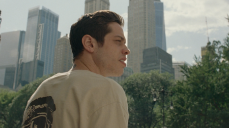 The King of Staten Island, Pete Davidson, Judd Apatow, Steve Buscemi, Marisa Tomei, Bel Powley, Maude Apatow, new movie, dark comedy, lifeminute, lifeminute.tv