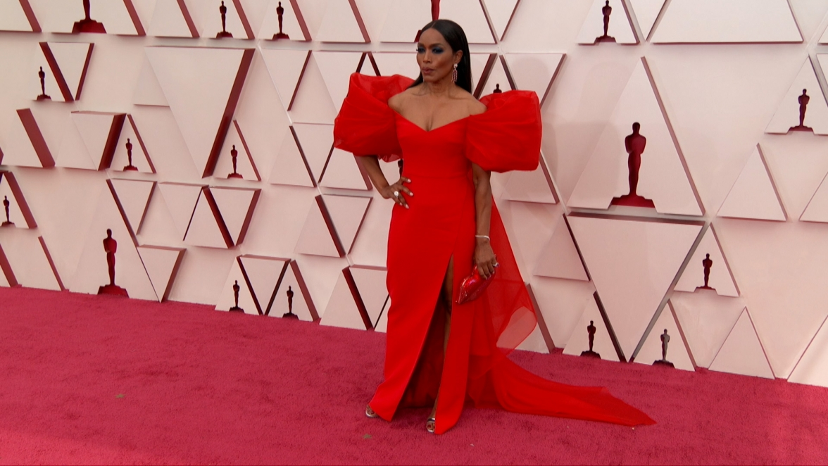 Seeing Red at the Oscars