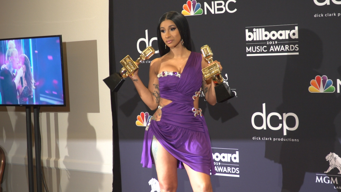 Cardi B Billboard Music Awards