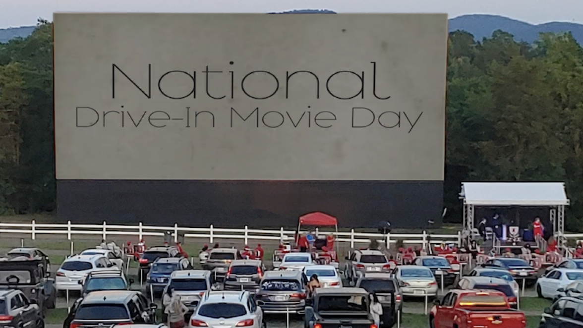 drive-in movies, National Drive-In Movie Day, lifeminute, lifeminute.tv