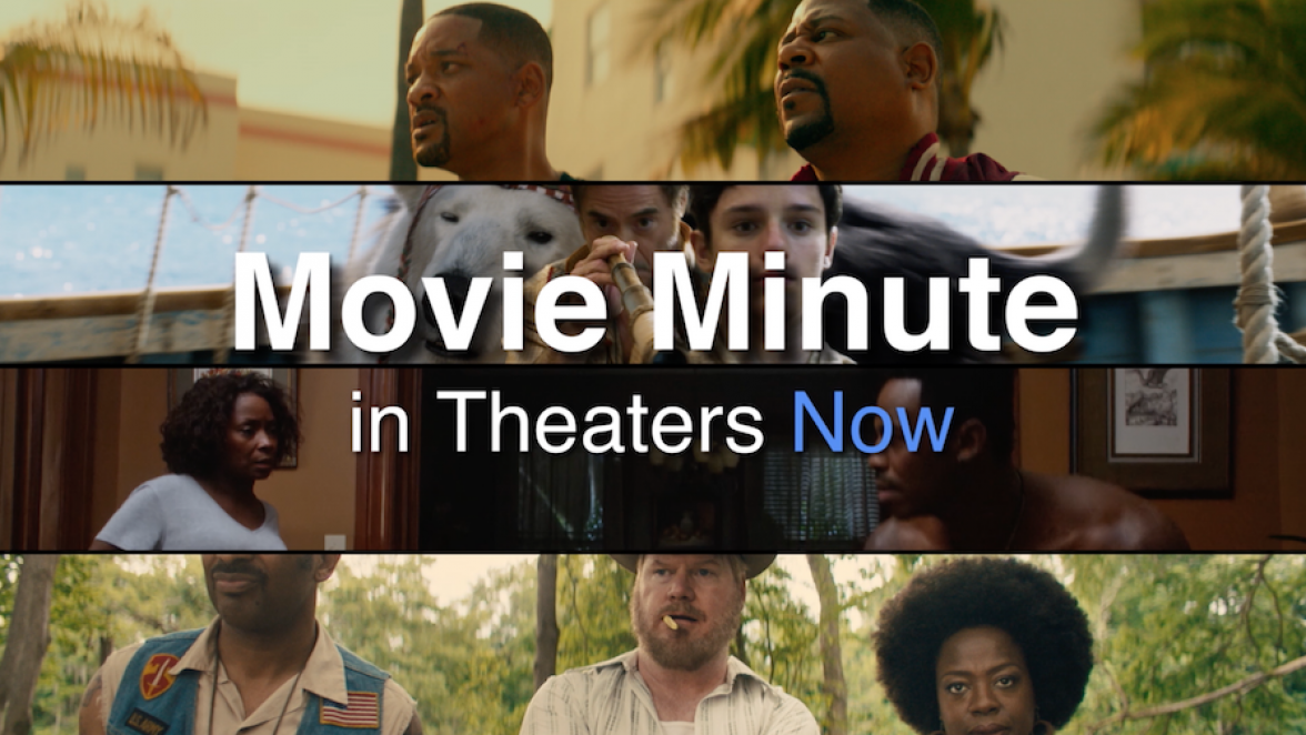 movies, Dolitte, Robert Downey Junior, Bad Boys for Life, Will Smith, Martin Lawrence, Troop Zero, Viola Davis, A Fall from Grace, Tyler Perry, in theaters, now streaming, movie minute, lifeminute, lifeminute.tv