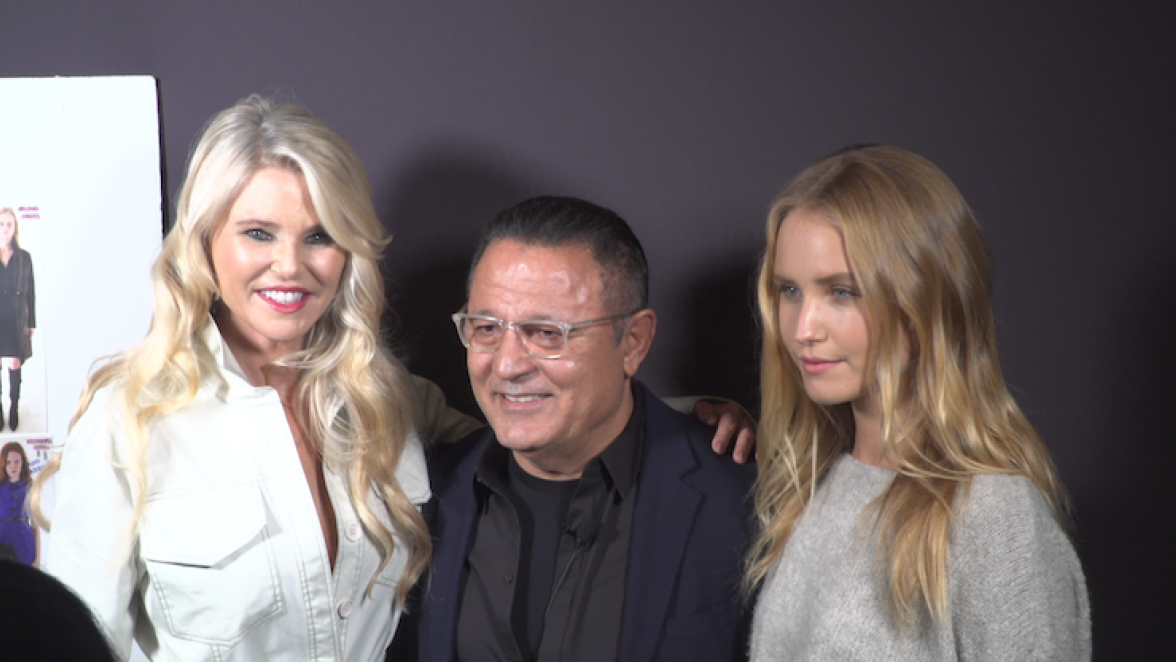 Christie and Sailor Brinkley Walk Elie Tahari's 45th Anniversary Show at NYFW Fall 2019