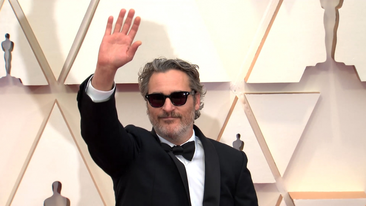 Oscars, Oscars2020, Joaquin Phoenix, best actor, joker, movie, lifeminute, lifeminute.tv