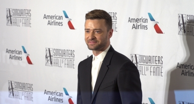 Justin Timberlake and Halsey Honored at Songwriters Hall of Fame