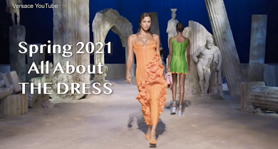 Spring 2021: All About THE DRESS
