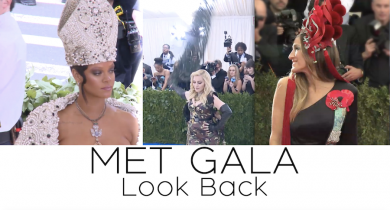 Met Gala, Sarah Jessica Parker, Rihanna, About Time: Fashion and Duration, Metropolitan Museum of Art, Costume Institute, fashion exhibit, fashion, lifeminute, lifeminute.tv