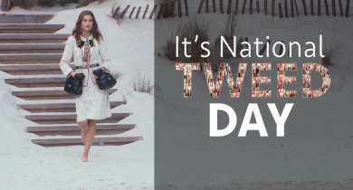 National Tweed Day